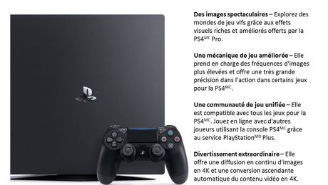 PlayStation®4 PRO 1TB Console - image 7 of 8