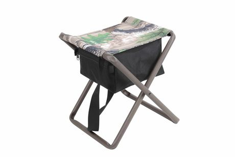 Ozark Trail Hunting Stool With Storage - image 1 of 8