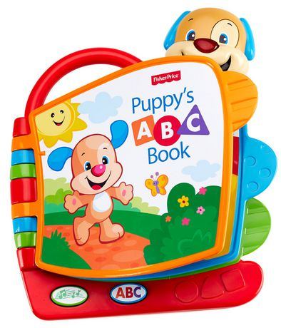 Fisher Price Laugh And Learn Puppy S Abc Book Playset English Edition