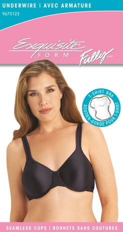 97f6a04ad9 Exquisite FORM® Fully - 9675123 - Seamless T-shirt Bra with Underwire -  image ...
