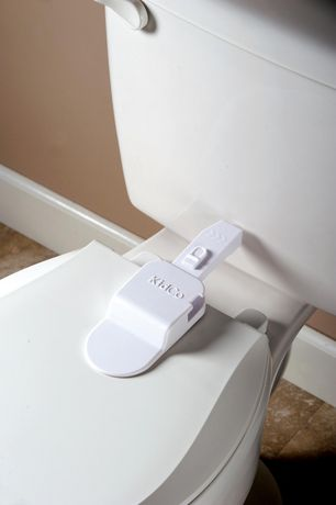 KidCo®Adhesive Toilet Lock - image 4 of 4