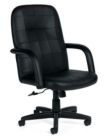 fauteuil basculant offices to go dossier haut. Black Bedroom Furniture Sets. Home Design Ideas