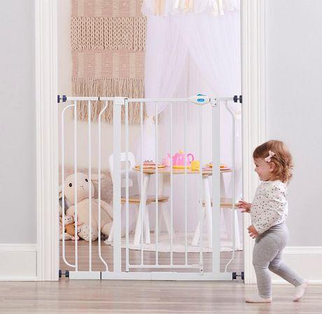 Regalo International Extra Tall Walk Through Baby Safety Gate