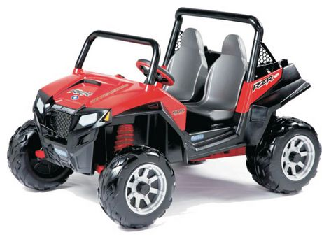 Peg Perego Polaris Ranger RZR 900 Ride-on Vehicle - image 1 of 5