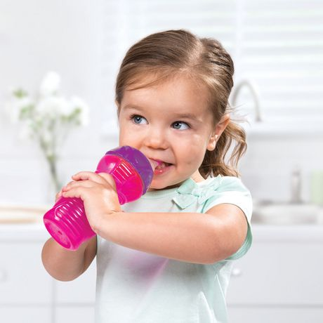 Munchkin Click Lock™  9oz Bite Proof Sippy Cup - 2 count - image 4 of 4
