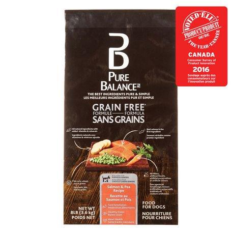 Nourriture pour chiens saumon et pois sans grains pure balance 3 6 kg walmart canada - Meilleure balance cuisine ...