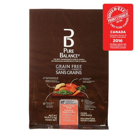 Pure Balance Salmon & Pea Grain Free Dog Food - image 1 of 1