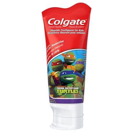 Kids Tooth Paste Colgate Kids Boys Anti...