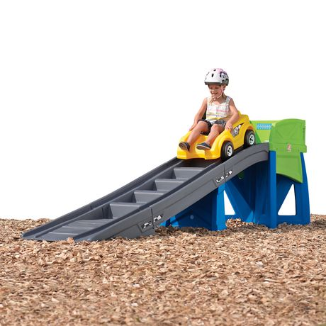 Step2 Hot Wheels Extreme Thrill Coaster - image 2 of 5