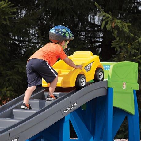 Voiture Pour Enfants Extreme Thrill Coaster Hot Wheels De