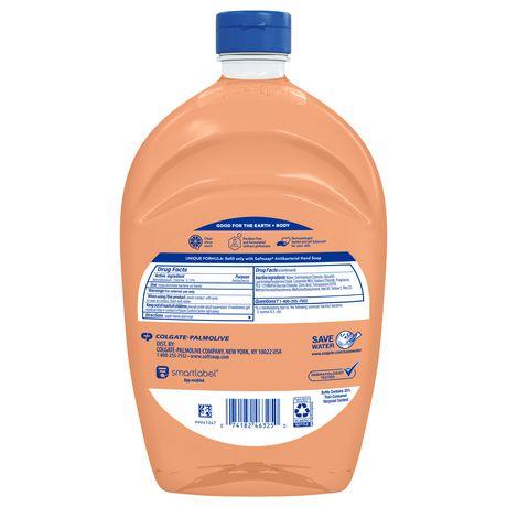 Softsoap Antibacterial Liquid Hand Soap, Crisp Clean - image 2 of 2