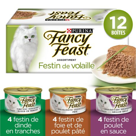 Fancy Feast Wet Cat Food, Poultry Pleaser Variety Pack - image 2 of 3