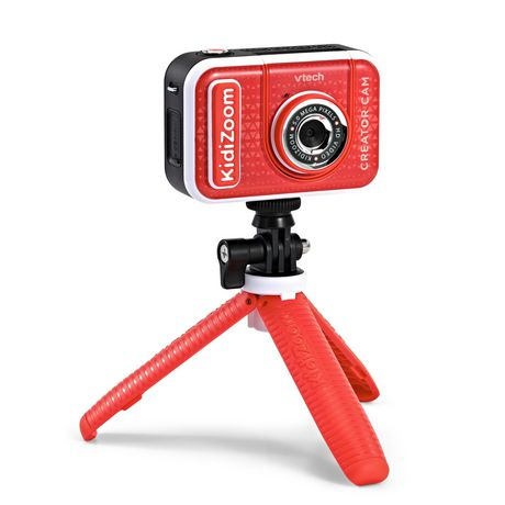 VTech KidiZoom Creator Cam Kids' Digital Camera Bilingual - image 2 of 9
