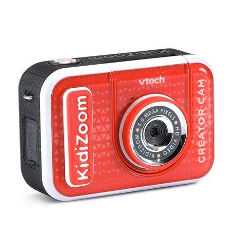 VTech KidiZoom Creator Cam Kids' Digital Camera Bilingual - image 6 of 9