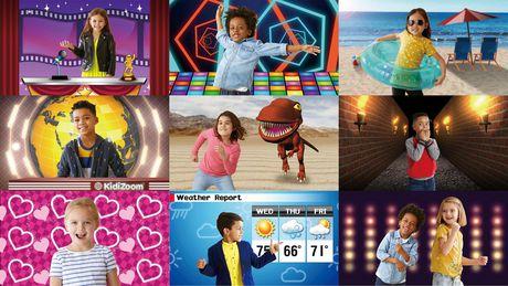 VTech KidiZoom Creator Cam Kids' Digital Camera Bilingual - image 9 of 9