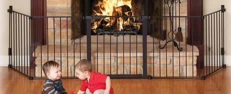 Fireplace Barrier Baby Wonderful Interior Design For Home
