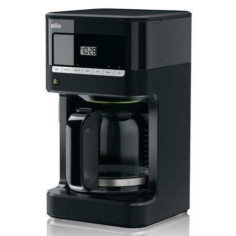 Braun Drip Coffee Maker : Braun BrewSense Drip Coffee Maker with PureFlavor System Walmart Canada
