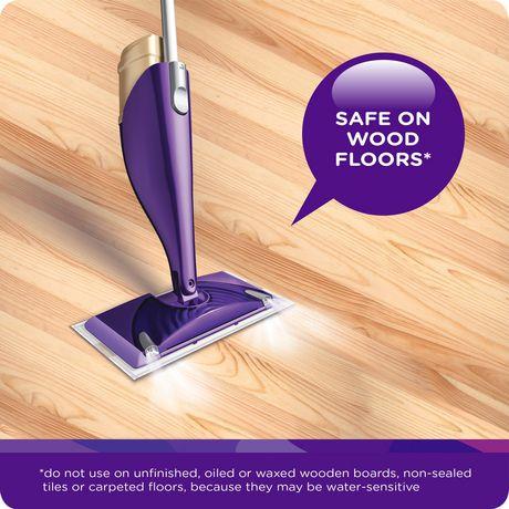 Swiffer Wetjet Wood Floor Cleaner Solution Refill Inviting