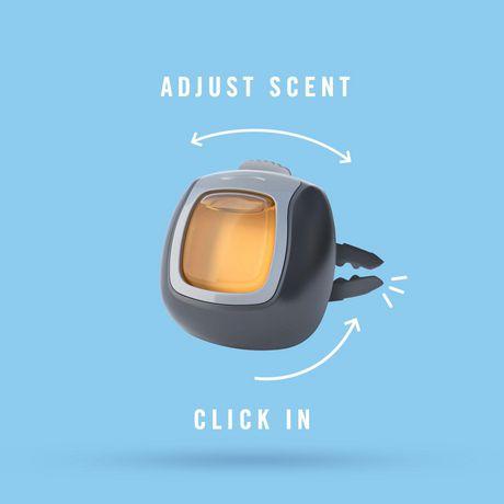 Pinces bouche d'air Febreze pour voiture - image 3 de 6