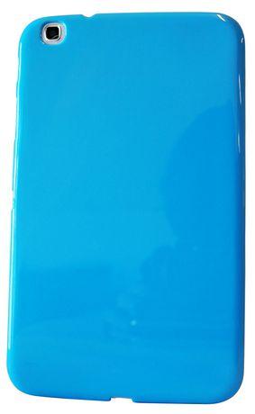 "Exian Samsung Galaxy Tab 3 8"" TPU Case Blue - image 1 of 1"