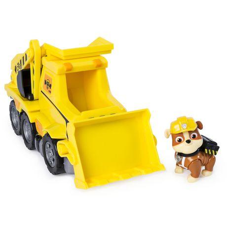 PAW Patrol Ultimate Rescue, Rubble's Bulldozer - image 1 of 5