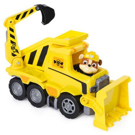 PAW Patrol Ultimate Rescue, Rubble's Bulldozer - image 2 of 5