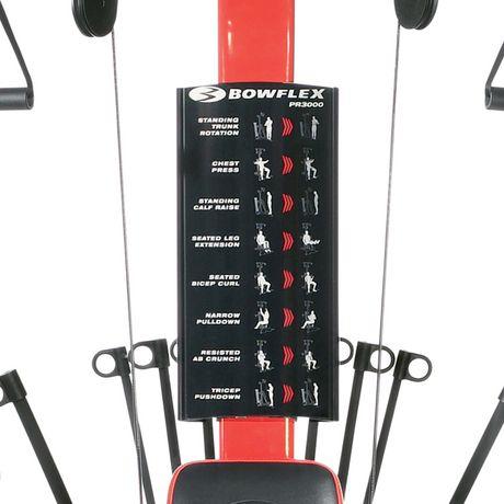 Bowflex PR3000 Home Gym - image 4 of 6