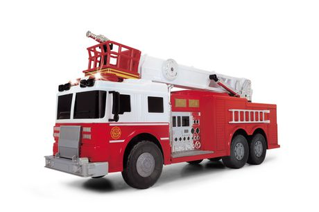 De L Adventure Pompier Camion ForceWalmart amp;s Canada Jouet odCrexB