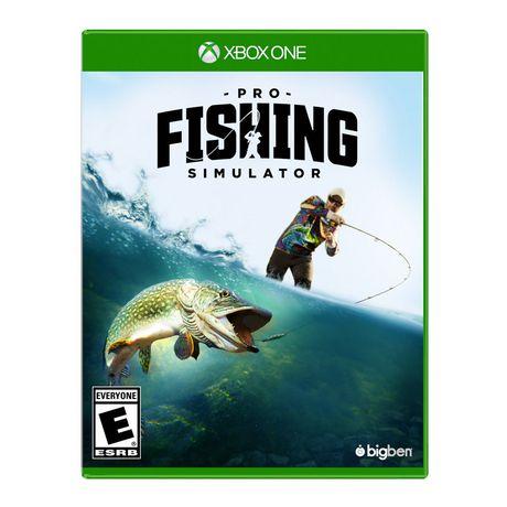 Pro Fishing Simulator [Xbox One] - image 1 de 9