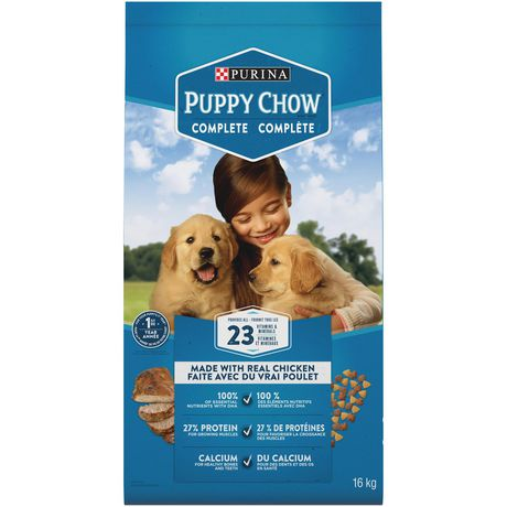 Puppy Chow Complete Dry Puppy Food - image 1 of 6