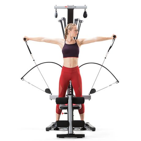 Bowflex PR1000 Home Gym with 25+ Exercises and 200 lbs. Power Rod Resistance - image 3 of 6