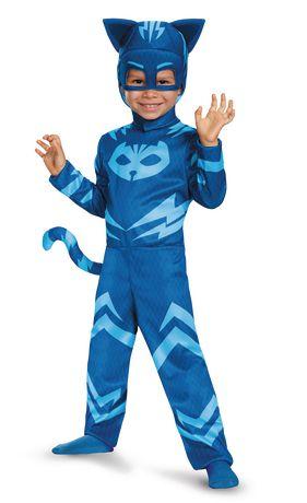PJ Masks Catboy Toddler Costume  sc 1 st  Walmart Canada & PJ Masks Catboy Toddler Costume | Walmart Canada