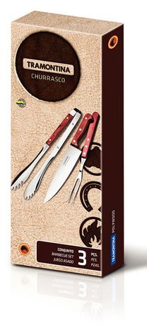 Tramontina Polywood Collection: BBQ Tool Set - image 2 of 3