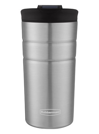 Rubbermaid 12oz Leak Proof Flip Lid Travel Mug - image 1 of 2