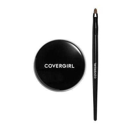 Traceur gel pour les yeux en pot Just Gimme Noir de COVERGIRL - image 1 de 4