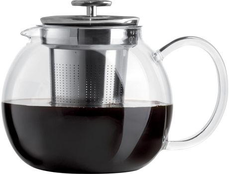 Bialetti Glass Tea Press, 1L - image 1 of 1