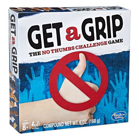 Hasbro Gaming Get A Grip - image 1 of 2