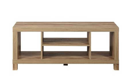 hometrends Rustic Hollow Core TV Stand - image 3 of 3