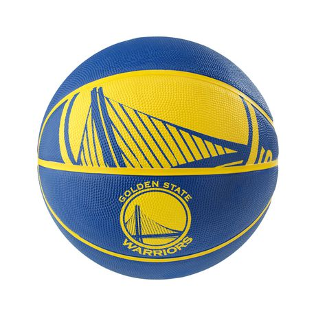 6d99961d955 Spalding NBA Golden State Warriors Courtside Basketball - image 1 of 1 ...