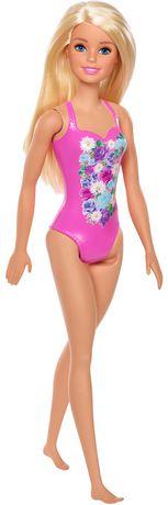 Barbie Plage – Poupée Barbie - image 1 de 5