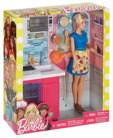 Barbie Ultimate Kitchen Argos Shop Clothing Shoes Online