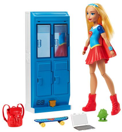 DC Super Hero Girls Supergirl XRay Vision Playset DollX Ray Vision Supergirl