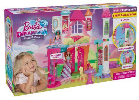 Barbie Dreamtopia Sweetville Castle - image 8 of 8