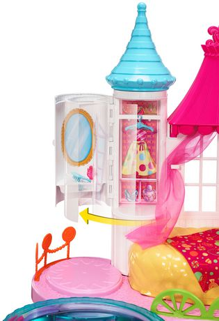 Barbie Dreamtopia Sweetville Castle - image 2 of 8