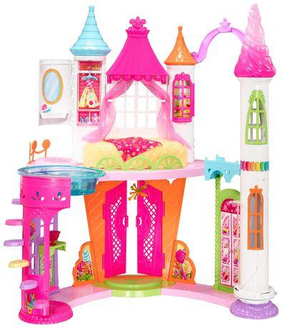 Barbie Dreamtopia Sweetville Castle - image 1 of 8