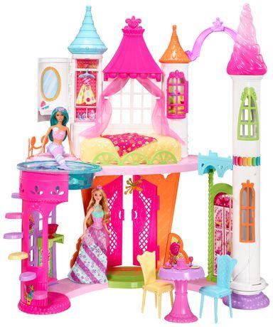 Barbie Dreamtopia Sweetville Castle - image 5 of 8