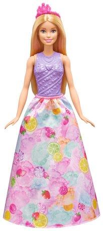 Barbie dreamtopia royaume des bonbons cal che et - Barbie caleche ...
