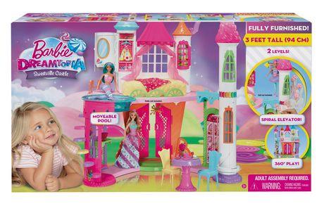 Barbie Dreamtopia Sweetville Castle - image 7 of 8