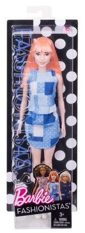 Barbie Fashionistas – Poupée Motif denim - image 4 de 5