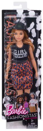 Barbie Fashionistas – Poupée Léopard Bien-Aimé - image 4 de 5